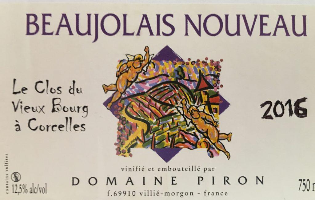 Fête du Beaujolais Nouveau 21. November 2019