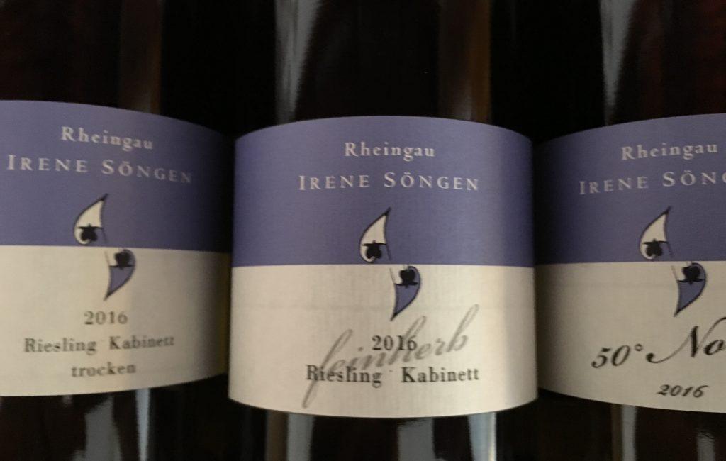 Weingut Irene Söngen – Hattenheim / Rheingau