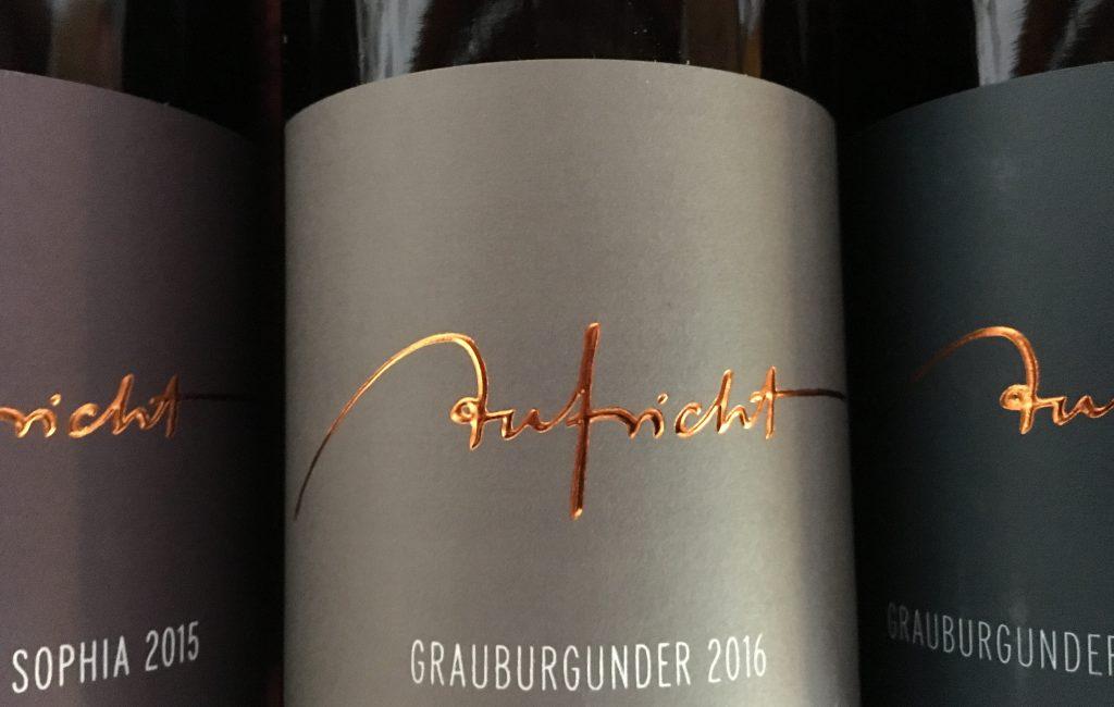 Weingut Aufricht – Meersburg / Bodensee