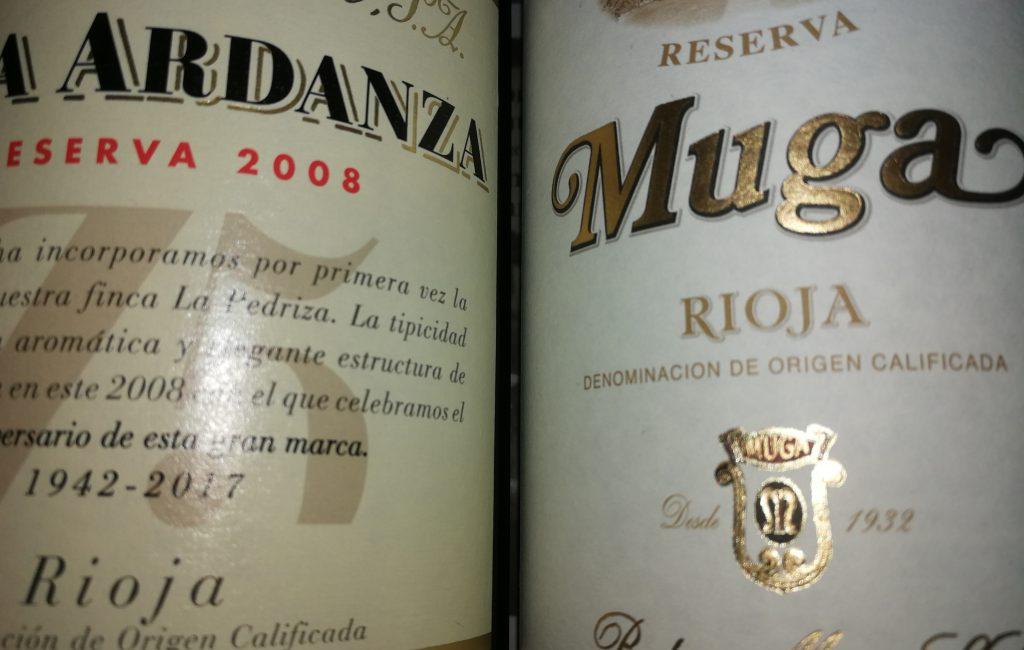 Klassiker – Rioja & Jamón  8. November 2019